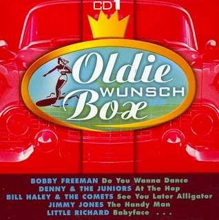 RTL - Oldie Wunsch Box CD 01-10 (2000)