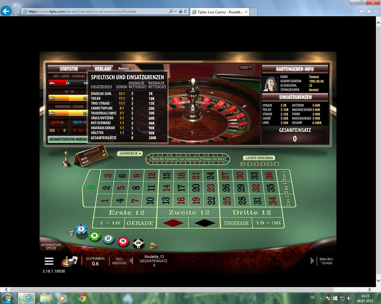tiplix casino