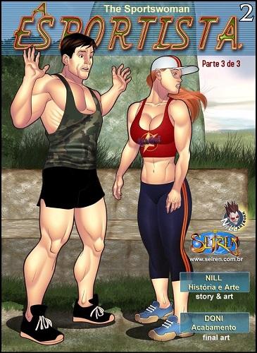 Seiren – The Sportswoman 2 – Part 3 (Portuguese)