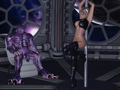 Dizzydills – Sasha – Violet Creature