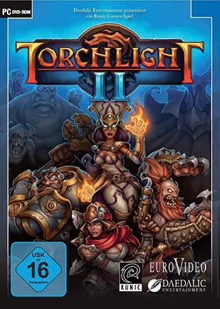 Torchlight II Deutsche  Texte, Untertitel, Menüs, Videos, Stimmen / Sprachausgabe Cover