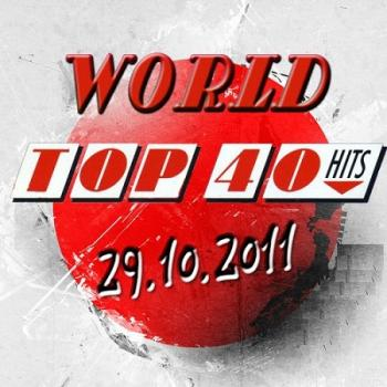 bxm3z5w3 - VA - World Top 40 Singles Charts - (29.10.2011)