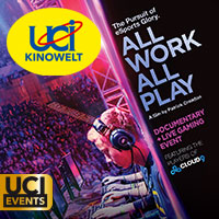 Bild zum Artikel: UCI EVENTS präsentiert: All Work All Play: The Pursuit of eSports Glory LIVE