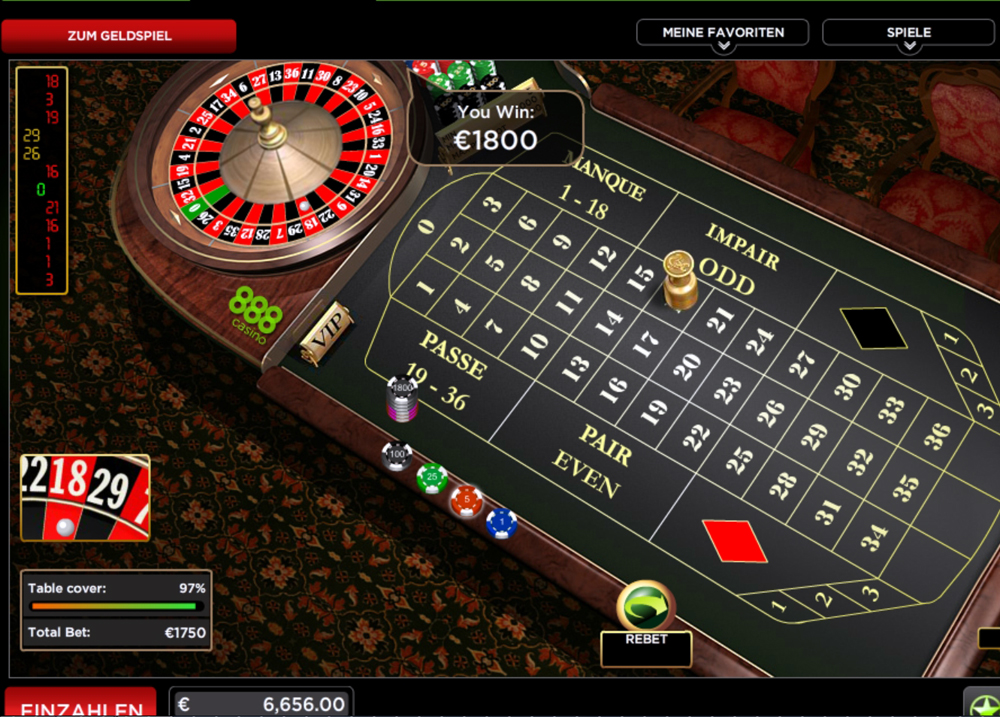 roulette strategie forum