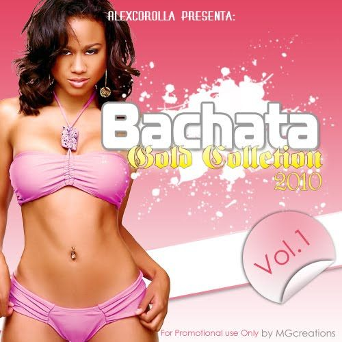 4rhgd78h - VA - Bachata Gold Collection Vol. 1 - (2010)