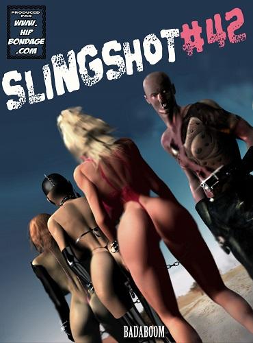 Hipbondage - Adventures of Slingshot 37-44