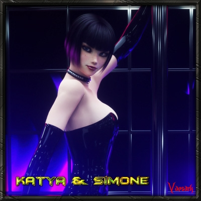 Vaesark – CGS12 – Katya and Simone