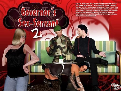 Cyclop69 - Governor's Sex-Servant 1-2