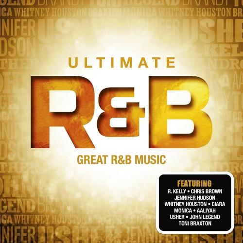 Ultimate... R&B [Box Set] 4CD (2015)