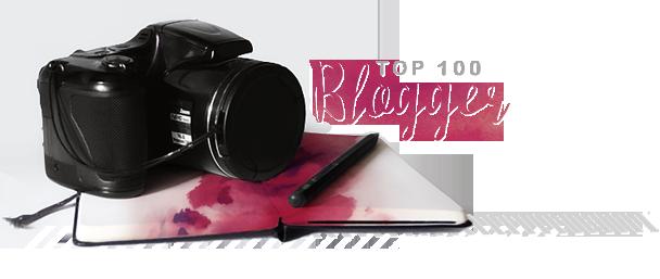 Blogger • Top 100