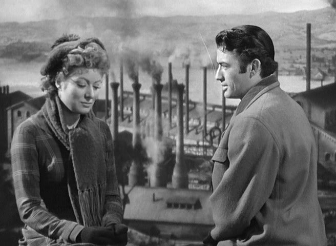 Долина решимости / The Valley of Decision / 1945 / DVDRip