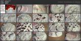 Зефирный торт с клубникой без выпечки (2015/WebRip)