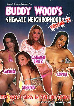 Buddy Woods Shemale Neighborhood 2 Cover