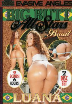 Big Butt All Stars Brazil