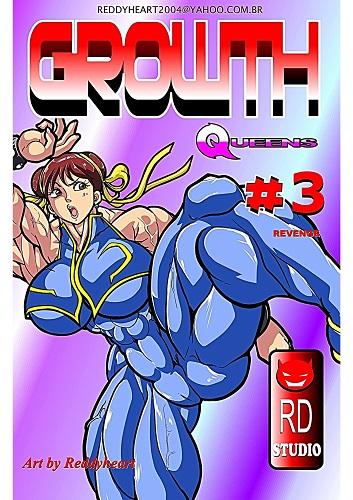 Reddyheart – Growth Queens 0-3