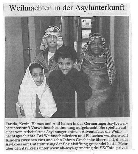 AK Asyl Weihnachten 2007