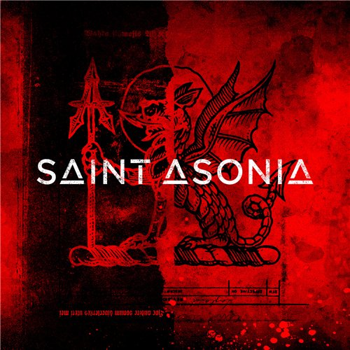Saint Asonia - Saint Asonia (2015)