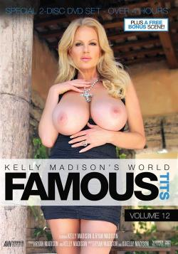 Kelly Madisons World Famous Tits 12 (2015) Cover