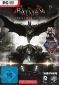 Batman: Arkham Knight Deutsche  Texte, Untertitel, Menüs, Videos, Stimmen / Sprachausgabe Cover