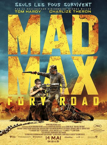 Mad Max: Fury Road 2015 [FRENCH] [WEBRiP]