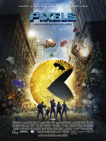 Pixels 2015 [TRUEFRENCH] [CAM-MD]