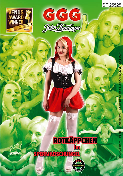 GGG - Red Riding Hood in the Sperm Forest 1080p WebRiP MP4 (2015)