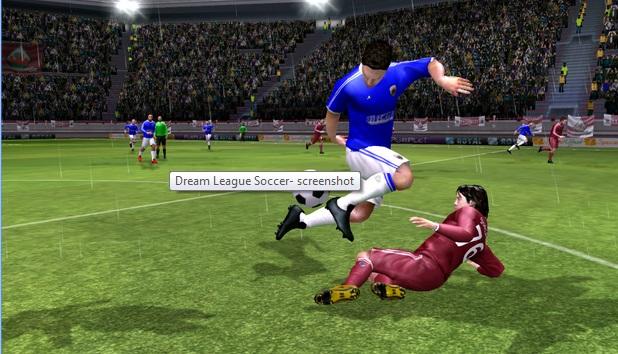 Dream League Soccer v2.05 Mod Para Hileli apk İndir