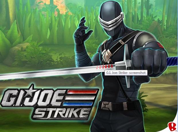 G.I. Joe: Strike v1.0.6 Mod Para Hileli Apk İndir
