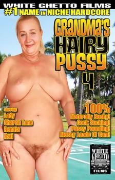 Grandmas Hairy Pussy 4 (2015) Cover