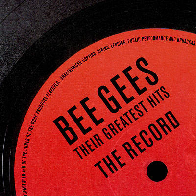 Bee Gees - Their Greatest Hits: The Record (2001) Download