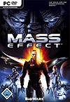 Mass Effect Deutsche  Texte, Stimmen / Sprachausgabe Cover