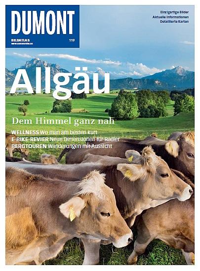 Dumont - Bildatlas - Allgäu