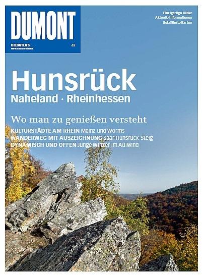 Dumont - Bildatlas - Hunsrück - Naheland - Rheinhessen