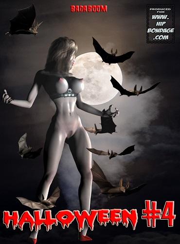 Hipbondage -   One Shot Halloween 1-4