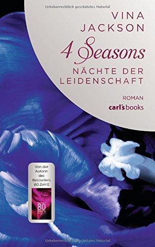 Jackson, Vina - 4 Seasons - Naechte der Leidenschaft