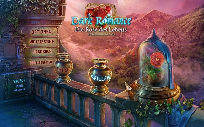Dark Romance 2: Die Rose des Lebens Sammleredition [DE]