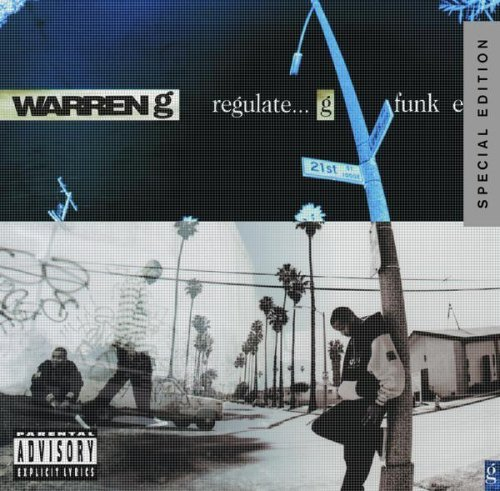 WARREN G - REGULATE... G FUNK ERA (SPECIAL EDITION) (2CD)