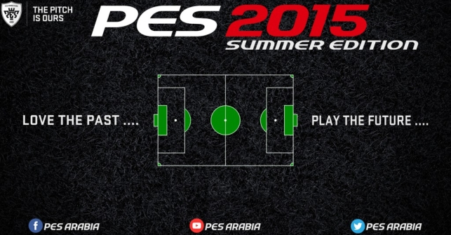 [PC] PES 2015 Summer Edition Patch + Update 2 AIO - Released #28-8-2015