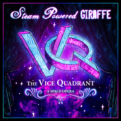 Steam Powered GiraffesThe Vice Quadrant (2015)