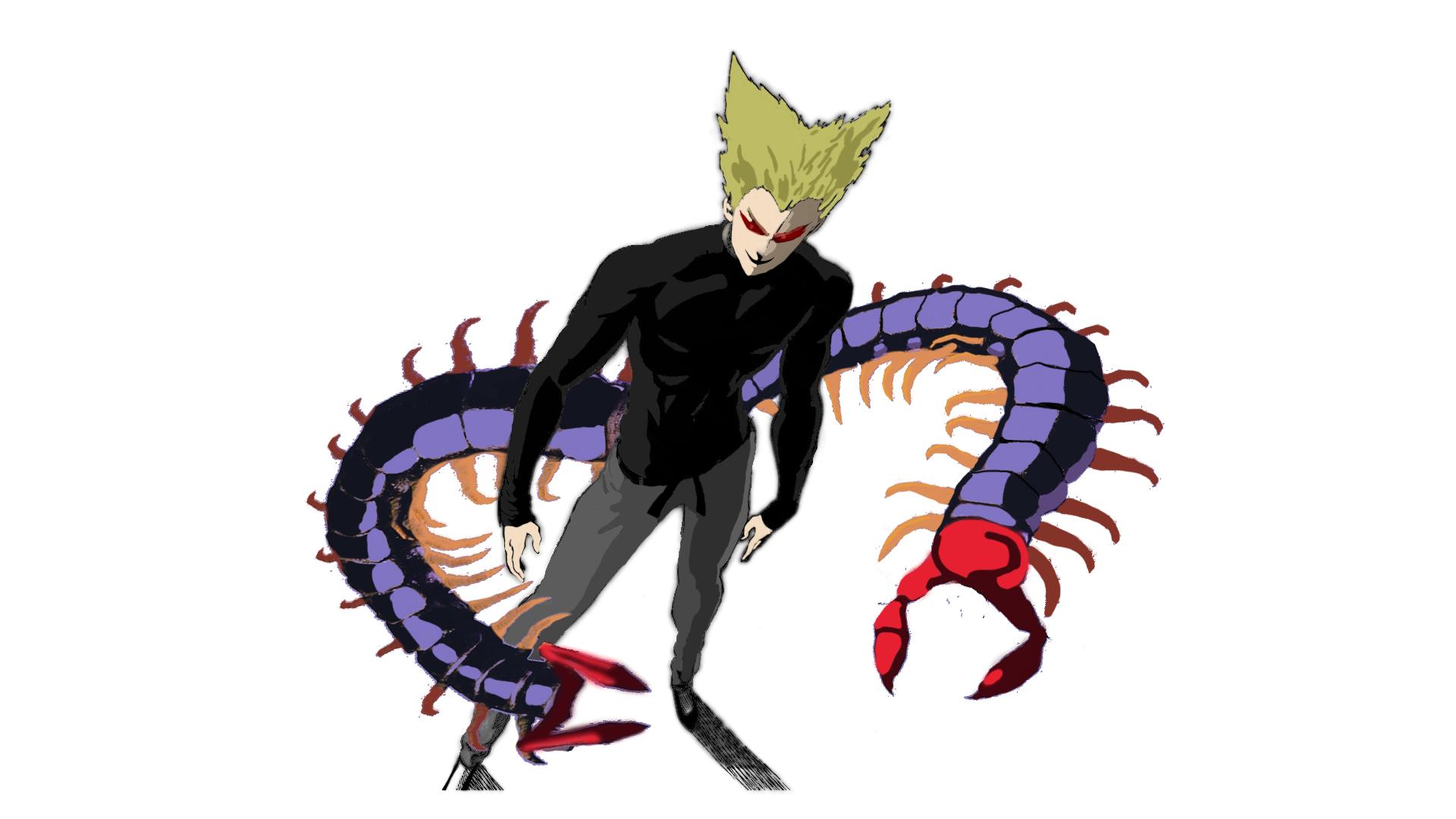Garou Kaiju [Kishin-Ei] 78oc72oj