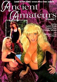 Ancient Amateurs #7 Cover