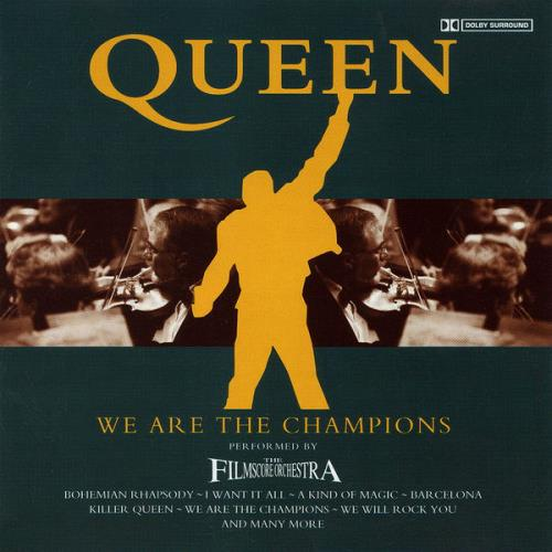The Filmscore Orchestra -  Queen-We Are The Champions (1999)