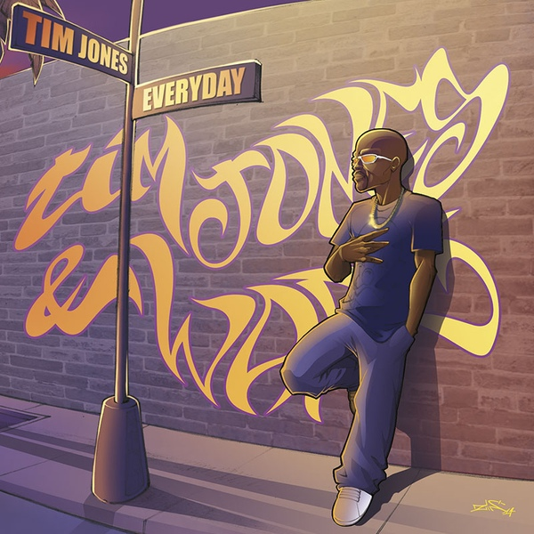 Tim Jones - Everyday