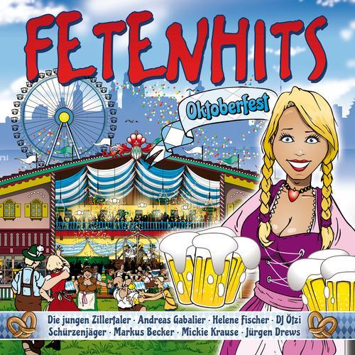 Fetenhits Oktoberfest (2015)