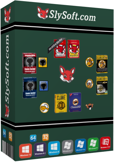 SlySoft Software Collection AIO 20.05.2018
