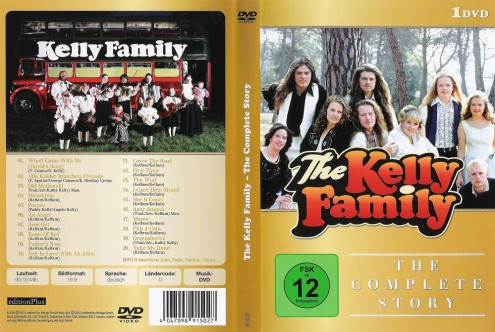 The Kelly Family - The Complete Story (2011) DVD9