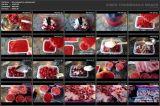 Как заморозить ягоды малины на зиму? (2015/WebRip)