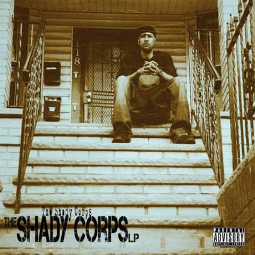 The Shady Corps - The Shady Corps LP (2015)