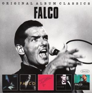 Falco - Original Album Classics (5CD) (2015)