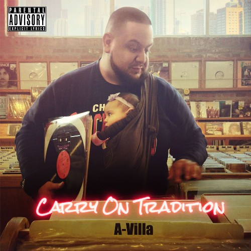 A-Villa - Carry on Tradition (2014)